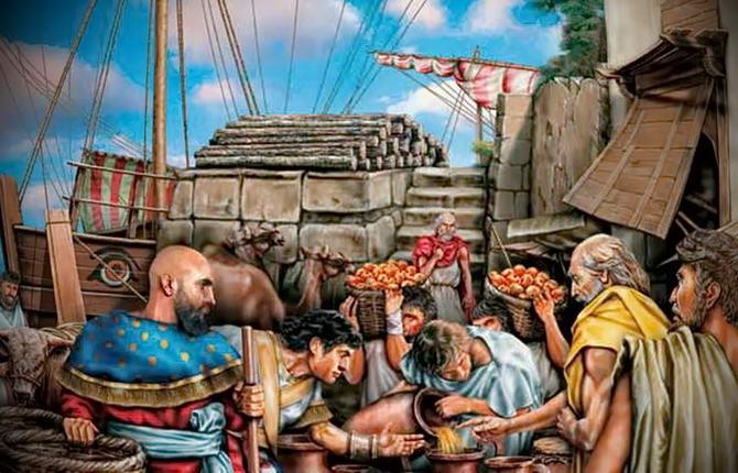 древні мандрівники