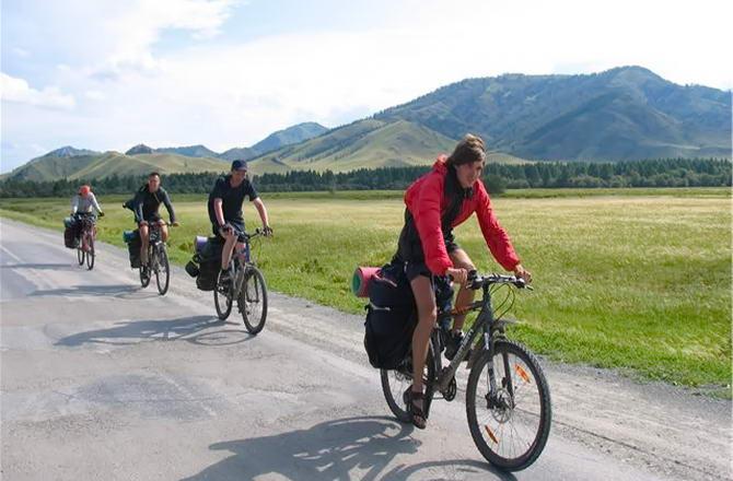 Велосипедний туризм