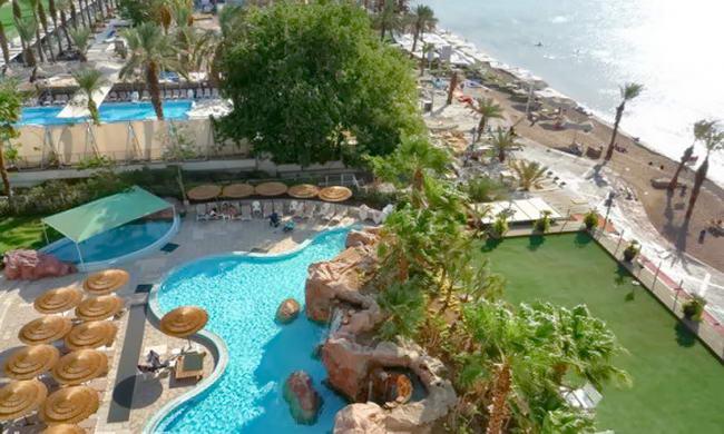 готелю для пляжного відпочинку