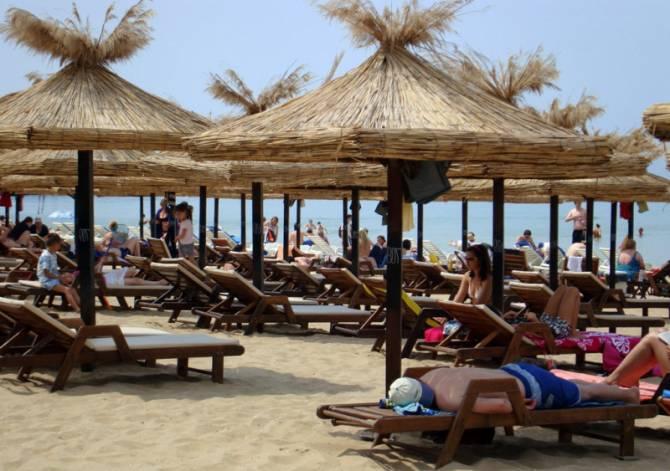 Пляж в Золотих Пісках