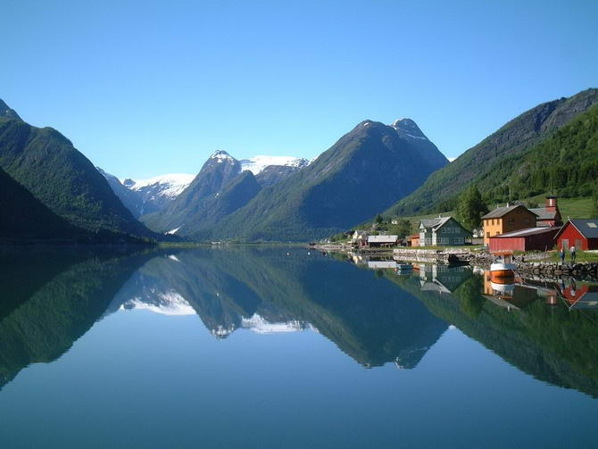 Экотуризм Норвегии