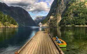 Экотуризм Норвегии. Готовим снасти для рыбалки в Норвегии.
