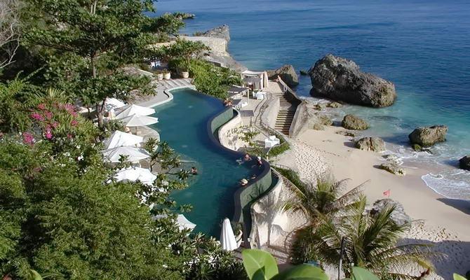 отель Ayana Resort and Spa