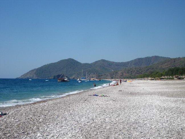 Пляж Чіралі