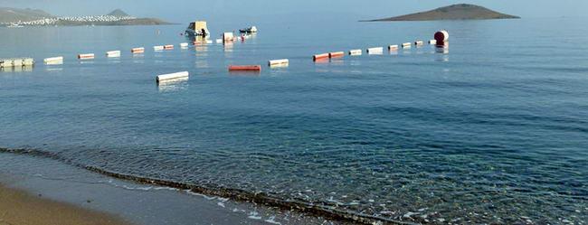 пляж Ортакент