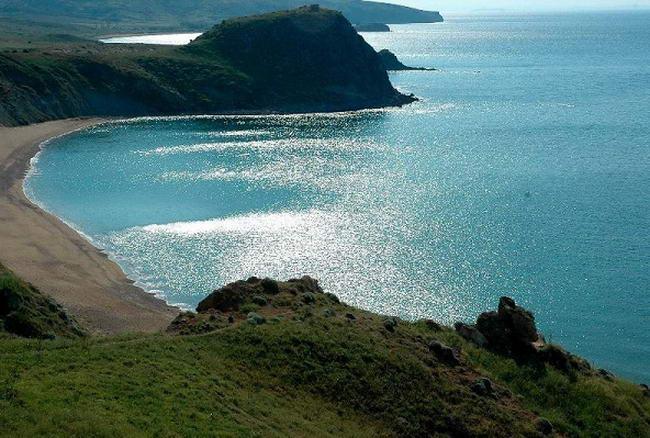 пляж Аудінчик