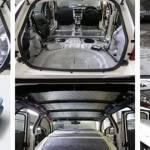 Особенности шумоизоляции автомобиля. Работы по звукоизоляции авто