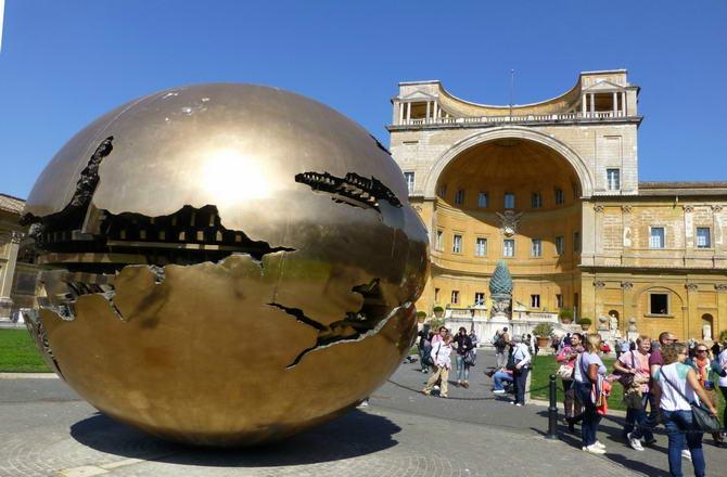 екскурсії по Риму