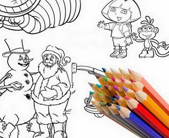 У деяких авіакомпаніях дітям видають наклейки і розфарбовування з олівцями