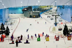 Гірськолижний відпочинок в Дубаї