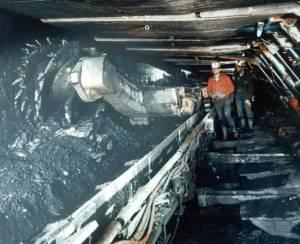 Каменный уголь в Украине