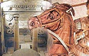 музей Олександра Македонського