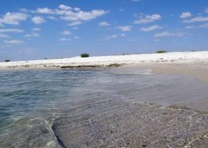 Поездка на остров Джарылгач