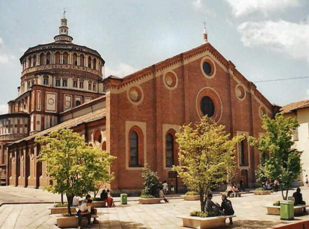 Церква Санта-Марія
