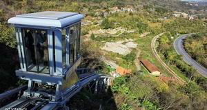 туристичний ліфт у Велико-Тирново
