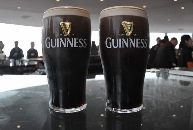 Фабрика Guinness і Гравіті-бар