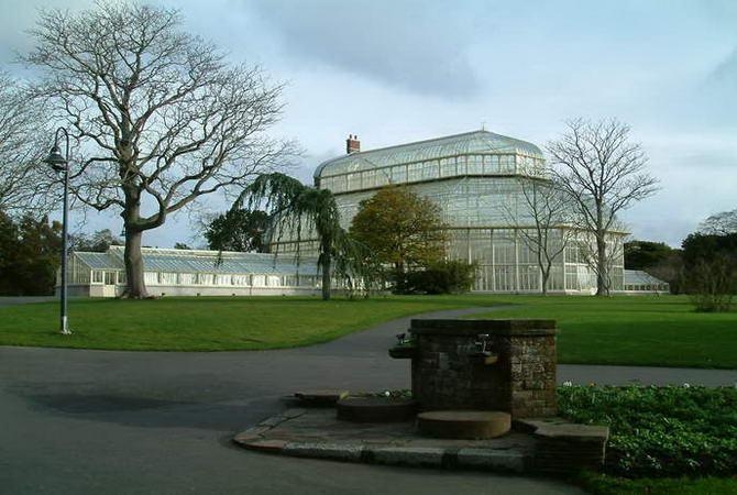 Дублінський ботанічний сад