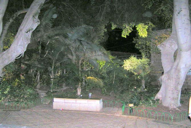 Чарівний Сад в Акко