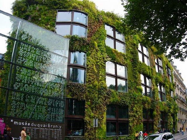 Музей на набережній Бранлі в Парижі