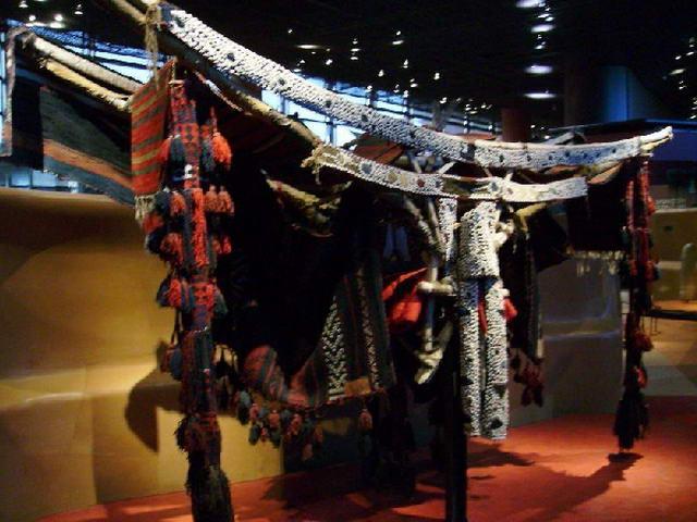 розміщення експонатів музею етнографії