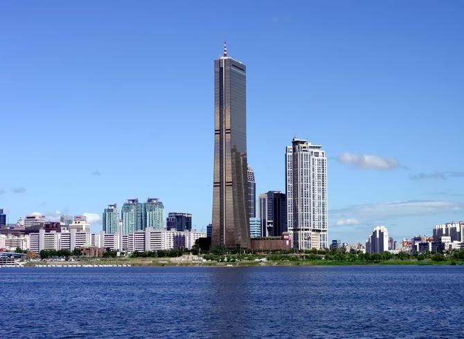 небоскреб «63» в Сеуле