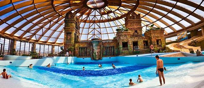 Кемер. Аквапарк Aqua World