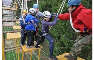 Дитячий відпочинок на осінніх канікулах: розваги і пригоди