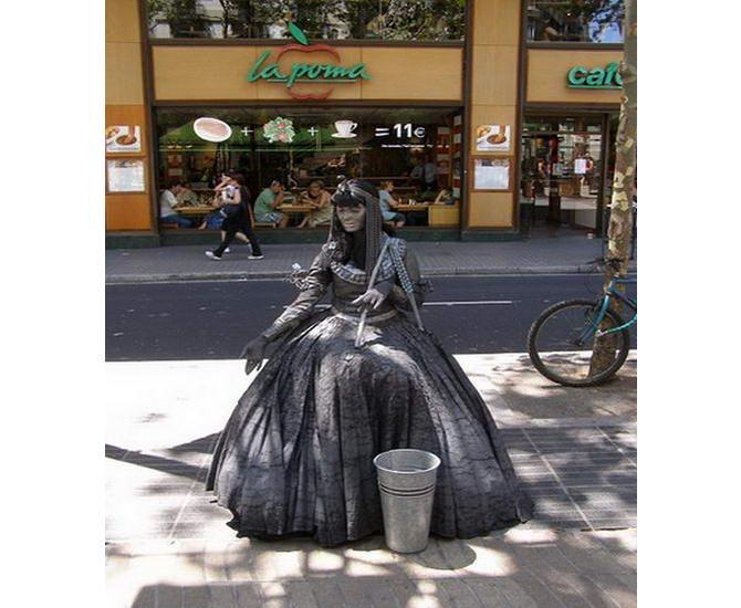 На вулицях Барселони
