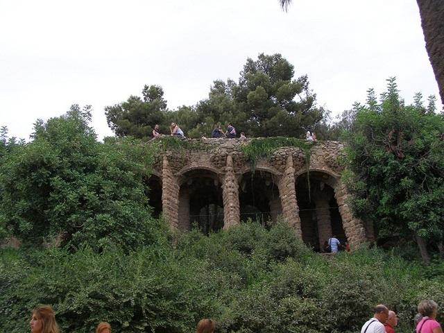 парк Гуель