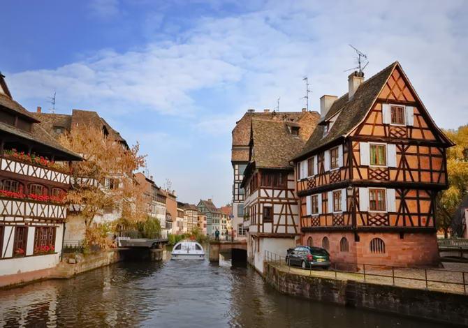 Фото Страсбургу
