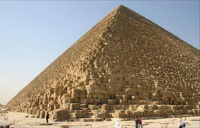 знамениті єгипетські піраміди