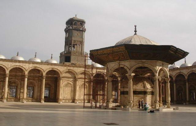 Цитадель Салладіна у Каїрі