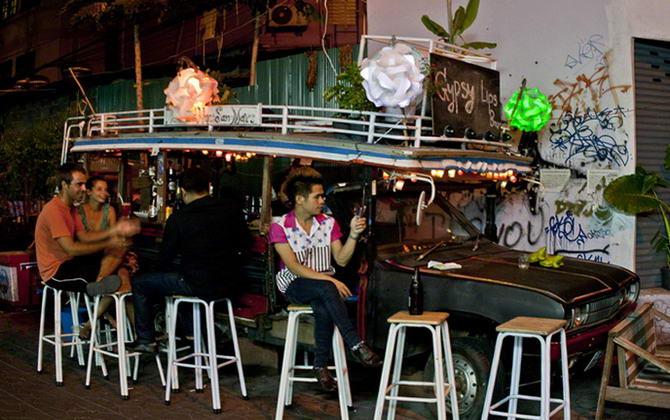 Паління в барах Бангкоку