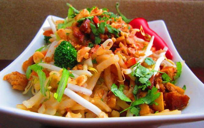 Тайська їжа