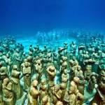 Підводний парк скульптури відкриють на Канарах