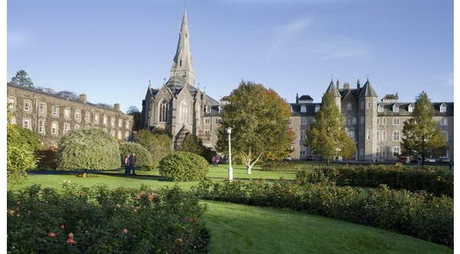 Ирландия. Университет Maynooth