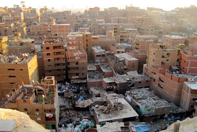 Маншият-Насір, Єгипет