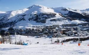 Снігове задоволення в Італії