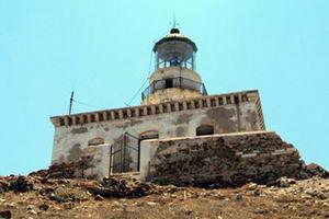 Старовинний маяк Монемвасії