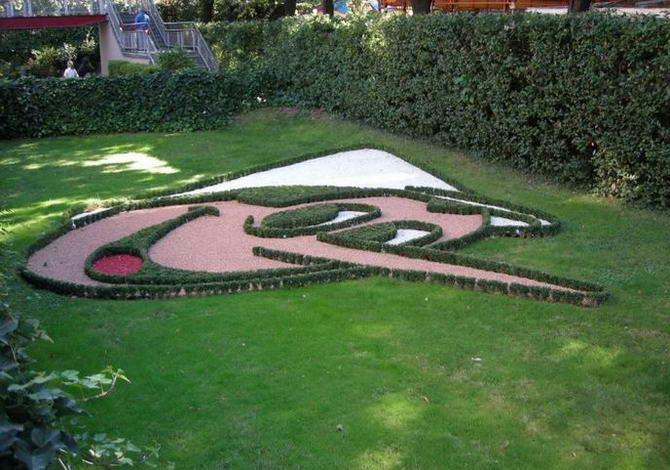 Парк Піннокіо в Італії