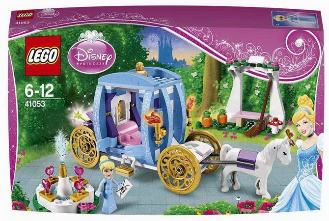 конструктор Лего *Дисней принцессы*