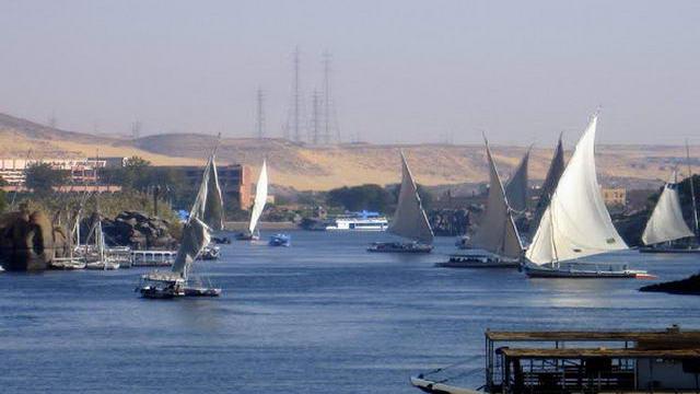 Подорож по річці Ніл