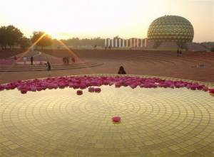Ауровіль - французьке місто Сонця в Індії