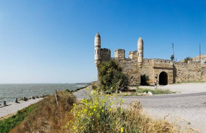 Керчь. Фото крепости Ени-Кале