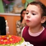Как в домашних условиях провести день рождения ребенка?