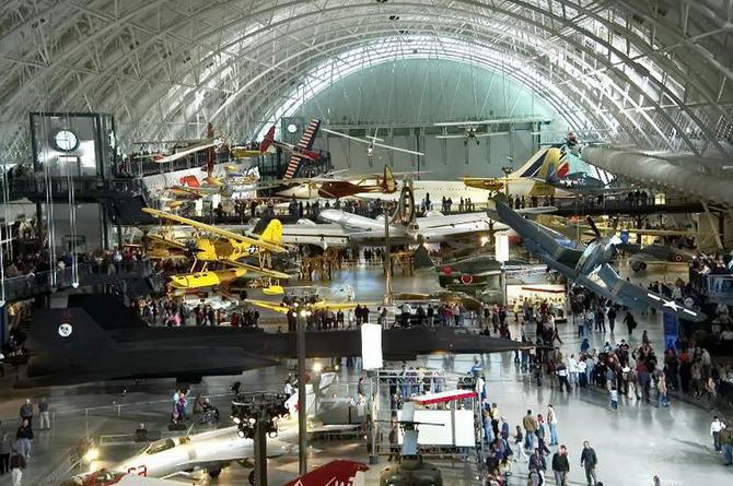 національний музей авіації і космонавтики у Вашингтоні