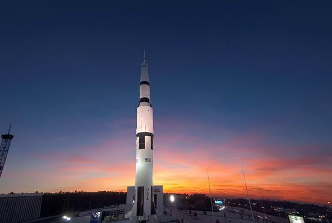 Американський космічний центр у Хантсвіллі