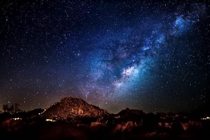 прогулянки по нічному небу в національних парках Америки