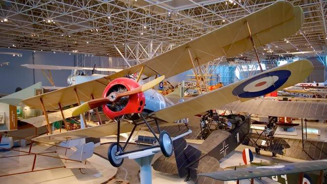 Канадський Музей Авіації і Космосу