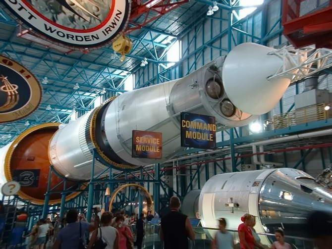 Космічний центр Кенеді
